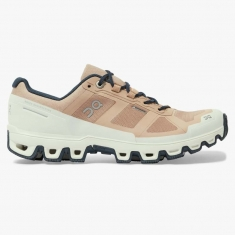 ON Running Cloudventure Waterproof Rosebrown Navy dámská - 22.99755