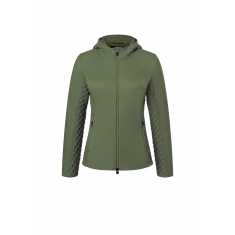 Kjus Women Macuna Hood Insul Jacket - intensive green - 2021