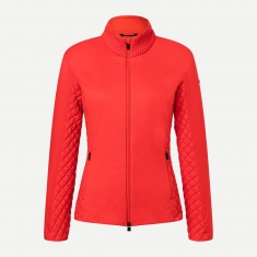 Kjus Women Macuna Insulation Jacket - fiery red - 2021