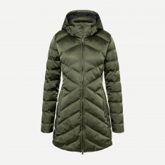 Kjus Women Ladina Coat - intensive green - 2021