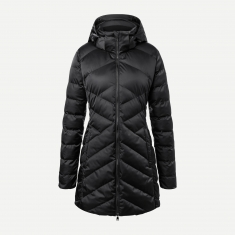 Kjus Women Ladina Coat - black - 2021
