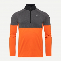 Kjus Men Race Midlayer Half-Zip - kjs or-stel gr me - 2021