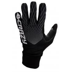 Rukavice CRAZYS SCI ALP RACE - BLACK